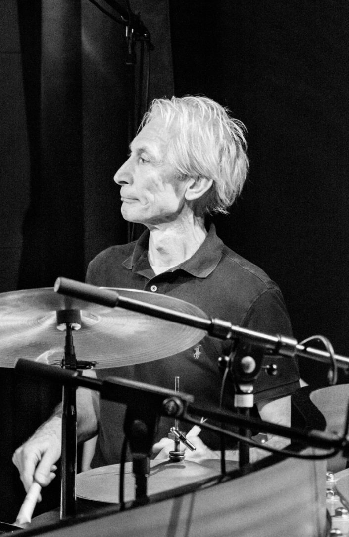 charlie watts rolling stones