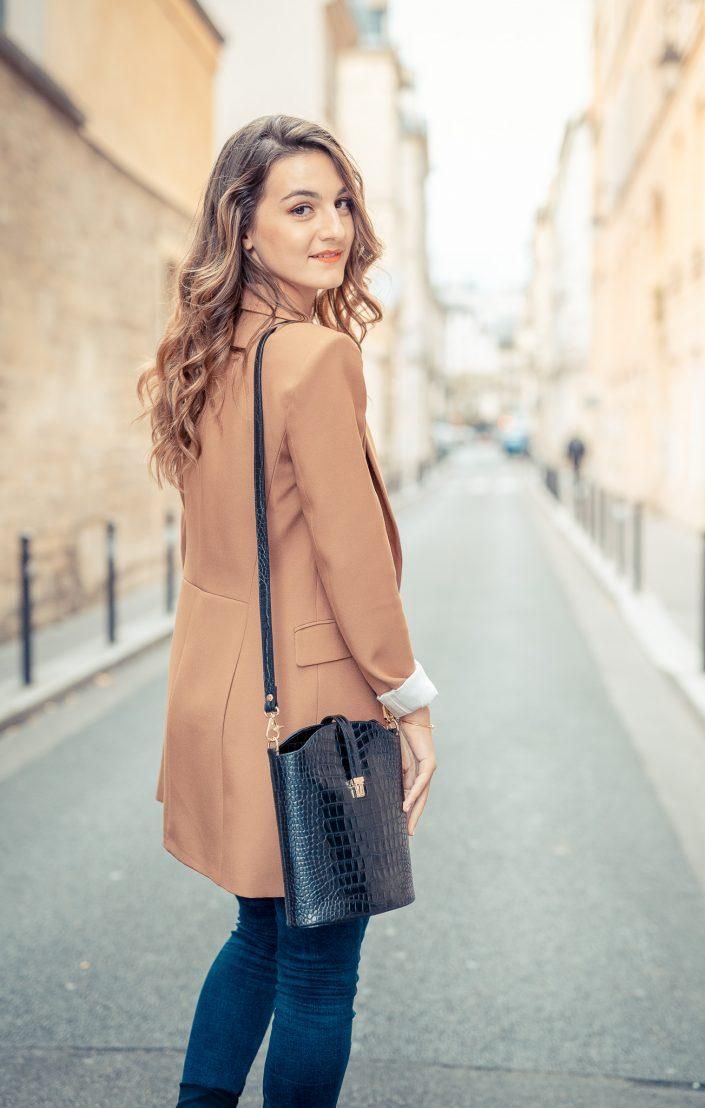 portrait shooting mode paris