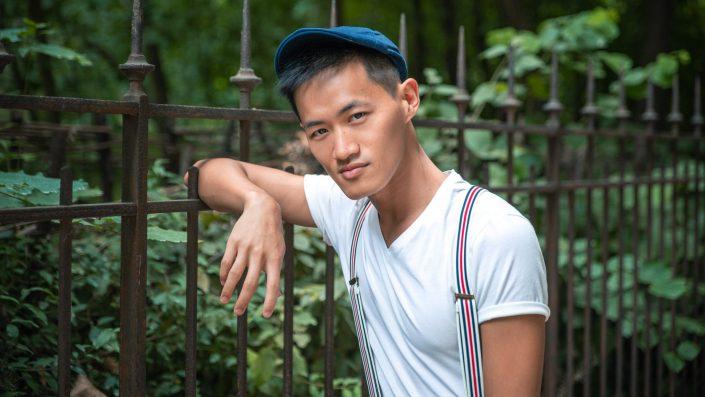 Portrait Ting photographe paris