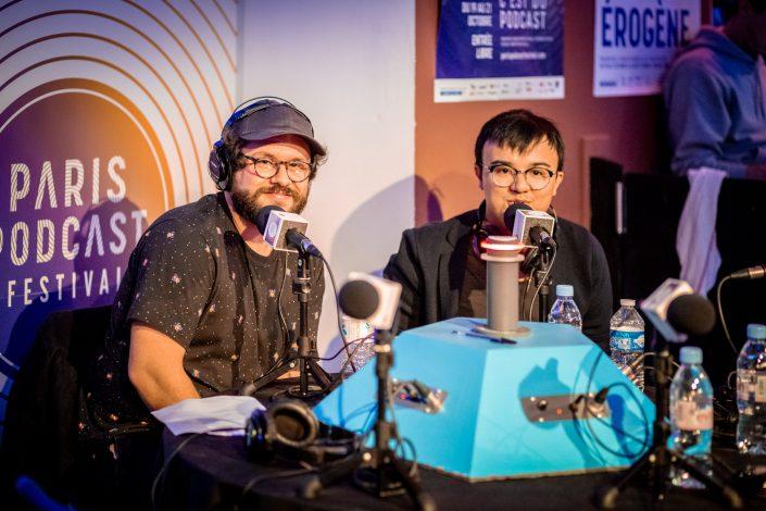 paris podcast festival-podcast-riviera détente-henry michel-madmoizelle-fabrice florent-gaité lyrique-paris-guillaume galmiche-Highwire