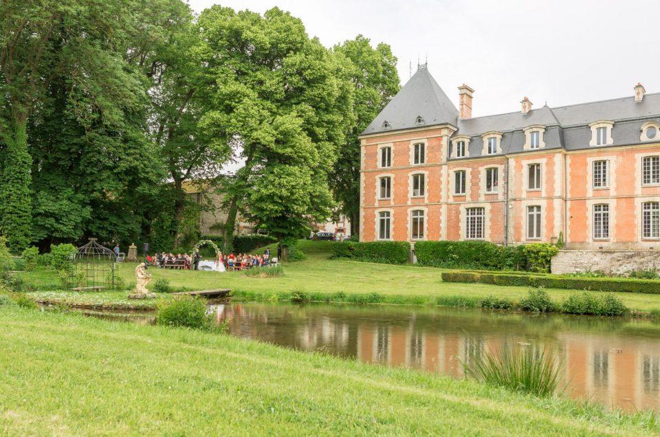 Un mariage au domaine de Seraincourt – Val-d'Oise