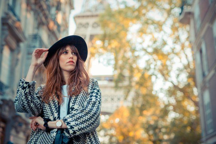 portrait shooting mode paris tour eiffel