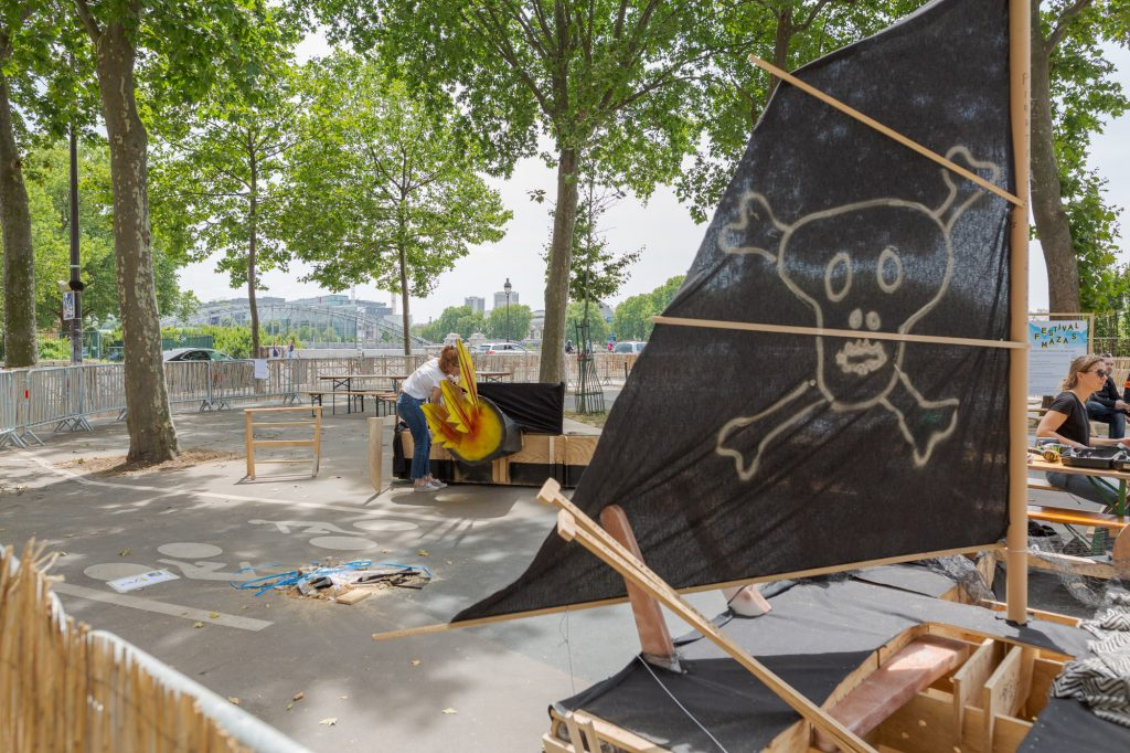 festival mazas corporate reportage paris bastille place ateliers création photographe highwire