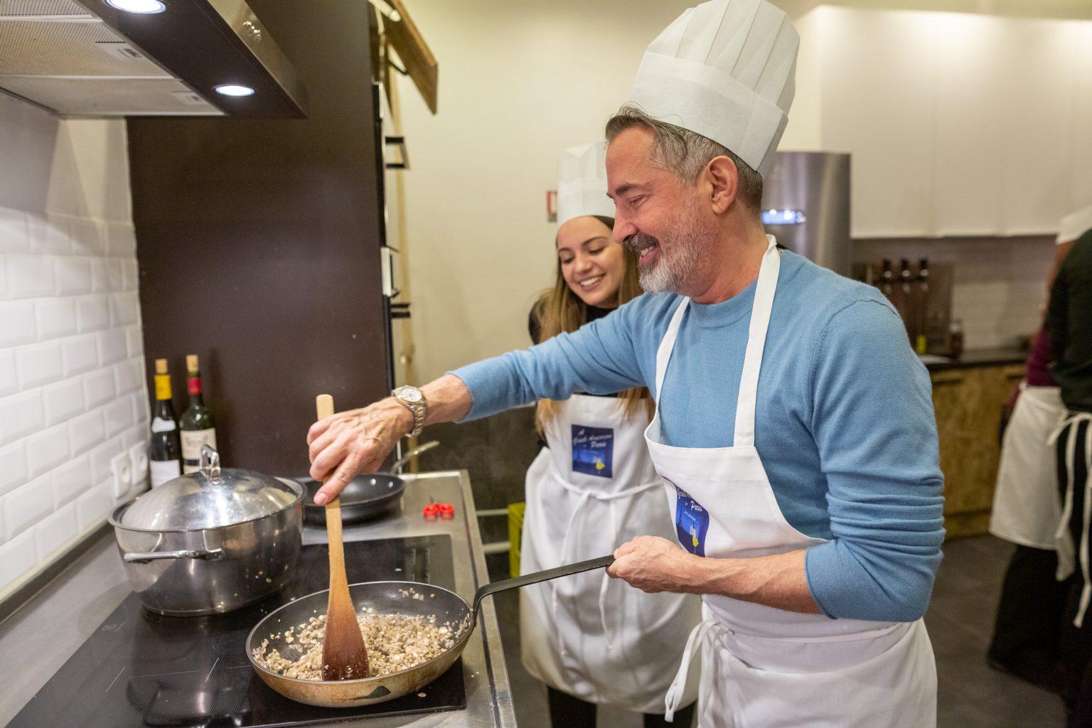 chef martial-cours de cuisine-paris-le marais-guillaume galmiche-reportage-highwire photography