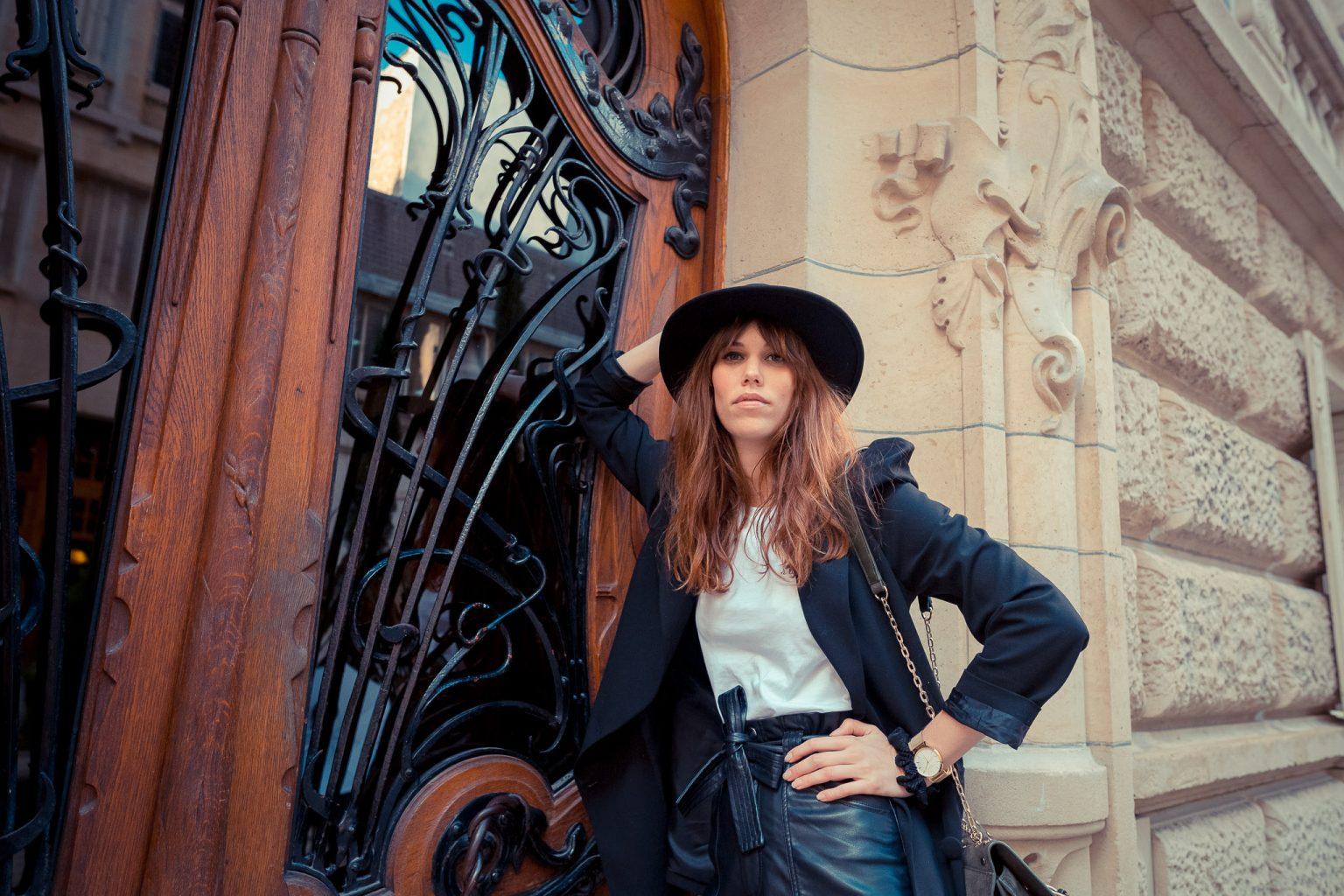 photographe corporate portrait shooting mode paris