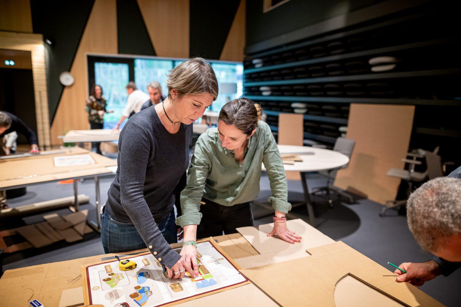 photographe d'entreprise team building séminaire corporate paris