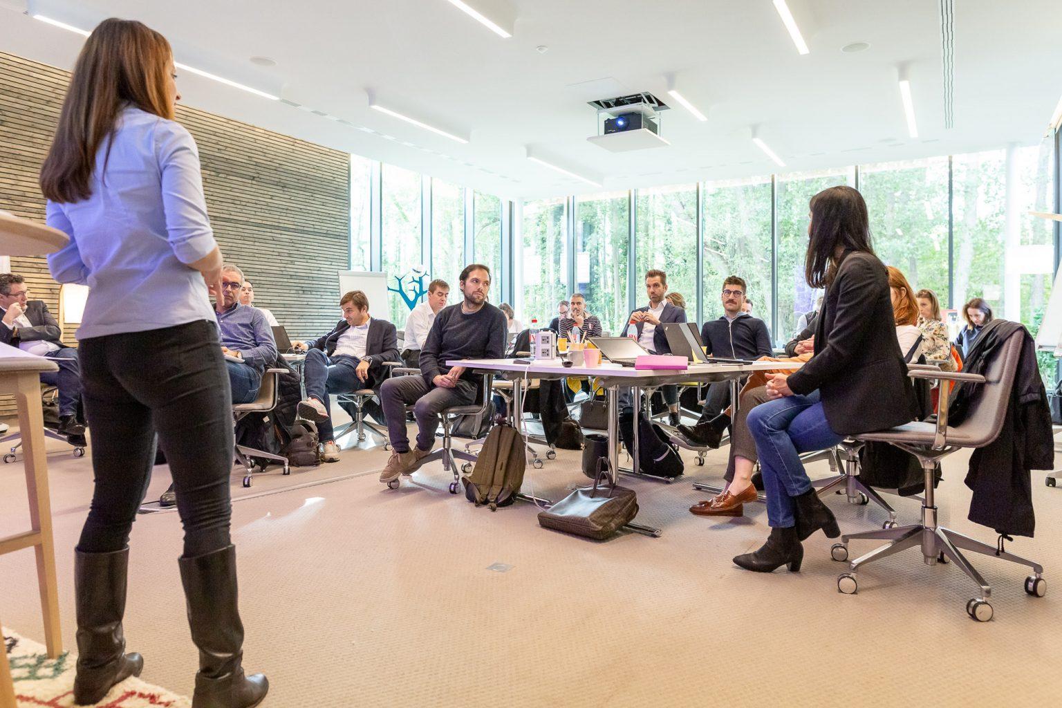 photographe team building reportage corporate paris