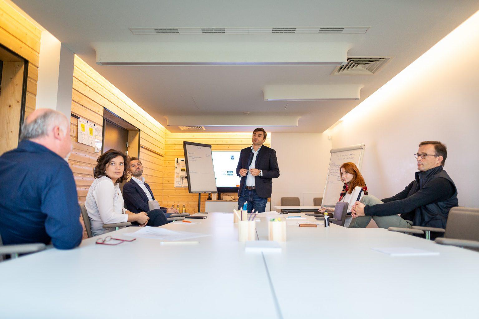 photographe team building corporate paris