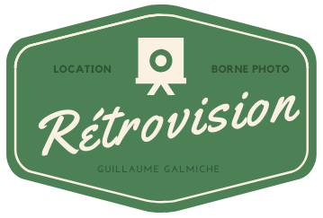logo location borne photo Photo Booth paris