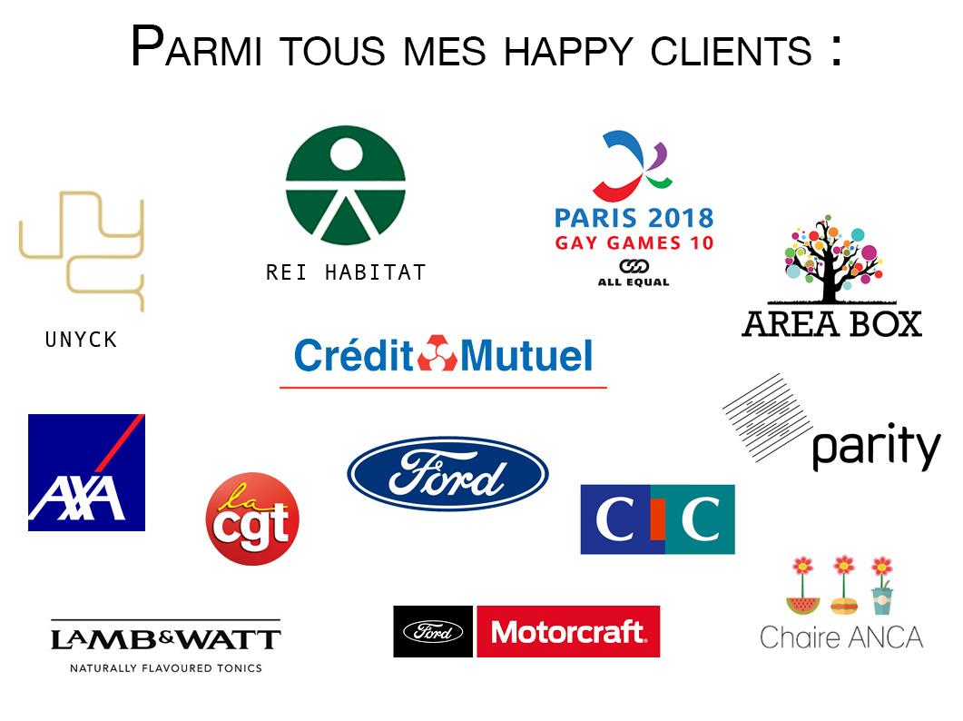 photographe corporate paris bannière entreprise