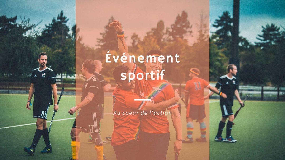 photographe corporate événement sportif paris